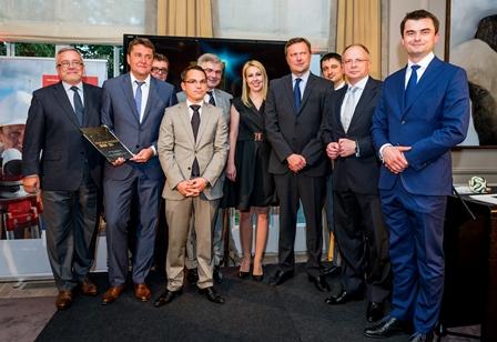 Gala MANAGER AWARD 2014