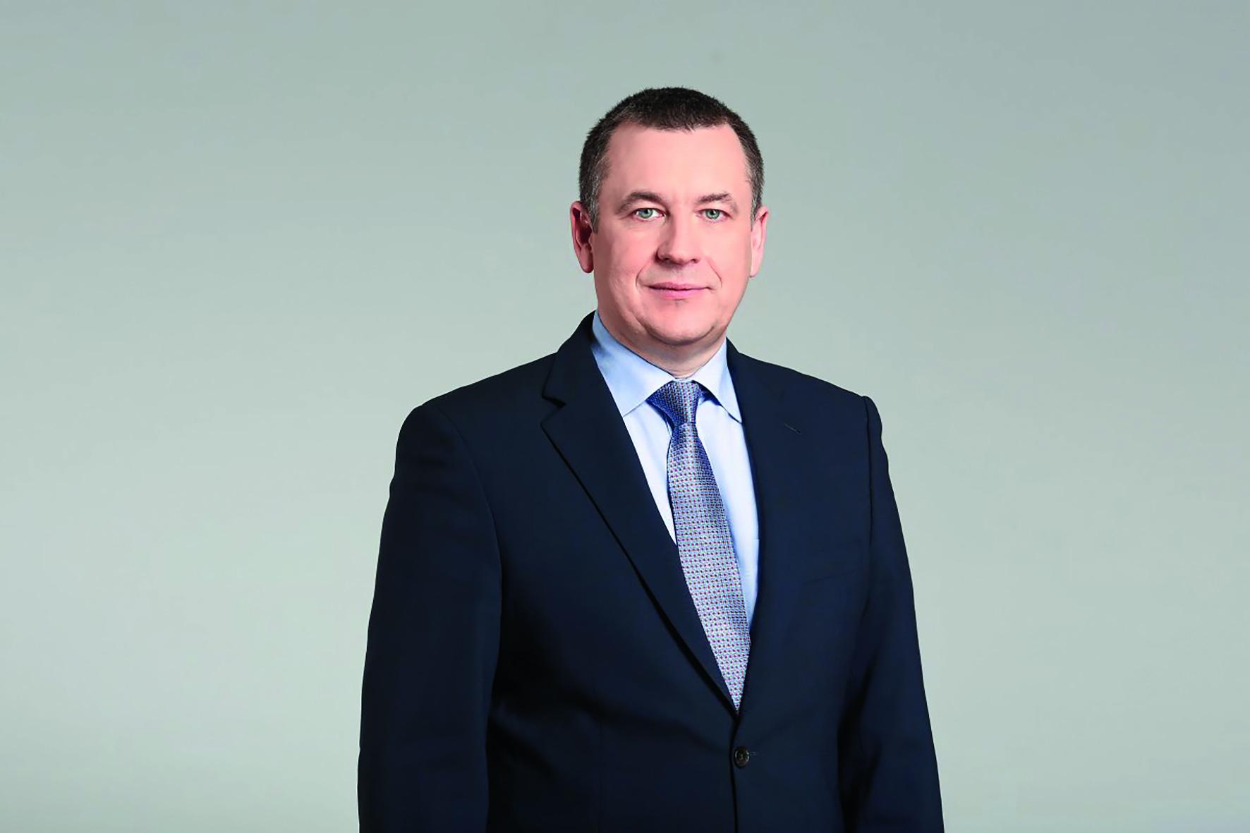 Henryk Baranowski w PGE