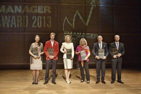 Gala MANAGER AWARD 2013