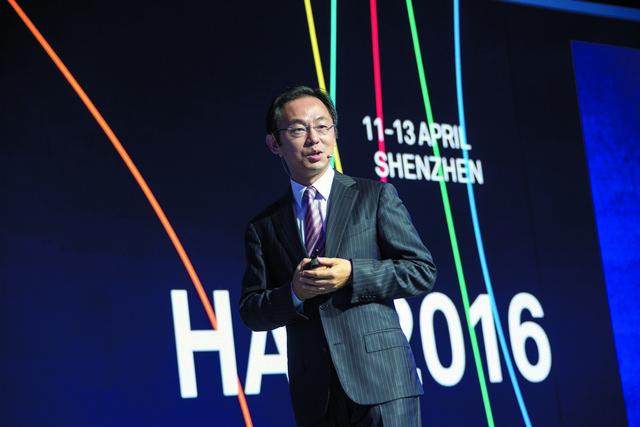 Huawei mierzy wysoko