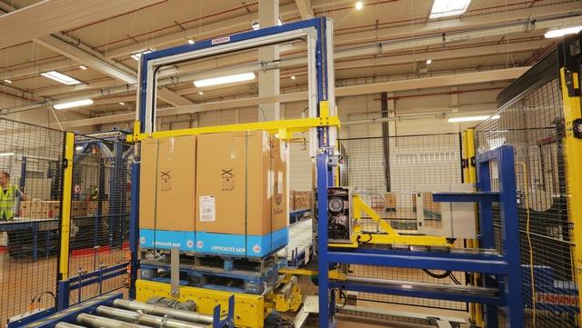 Innowacyjne rozwiązania w logistyce