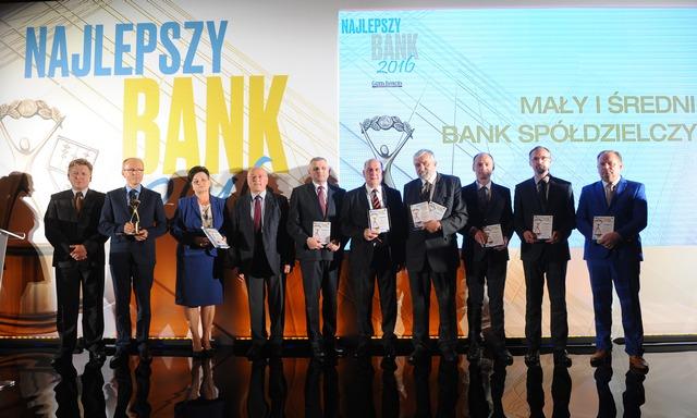 """""""Gazeta Bankowa"""" wyłoniła Najlepsze Banki 2016"""