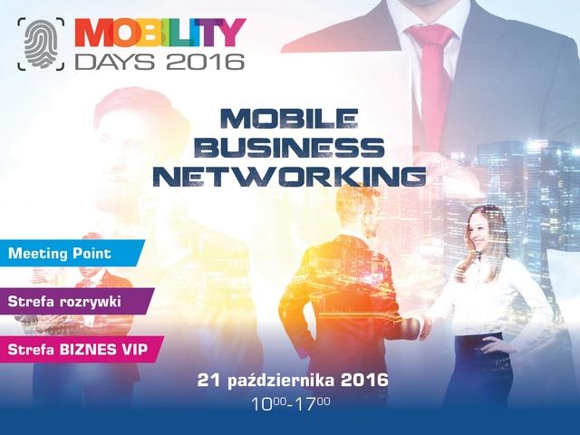 Mobility Days 2016 – technologiczna rozrywka