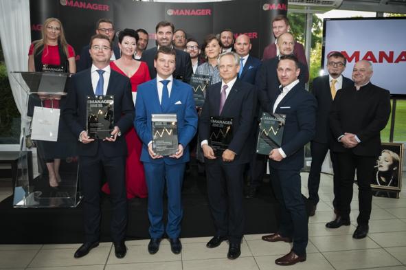 Nagrody MANAGER AWARD 2016 rozdane