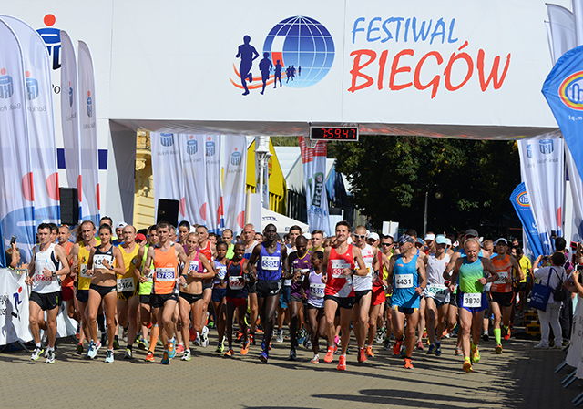 Rekordowy 7. PKO Festiwal Biegowy