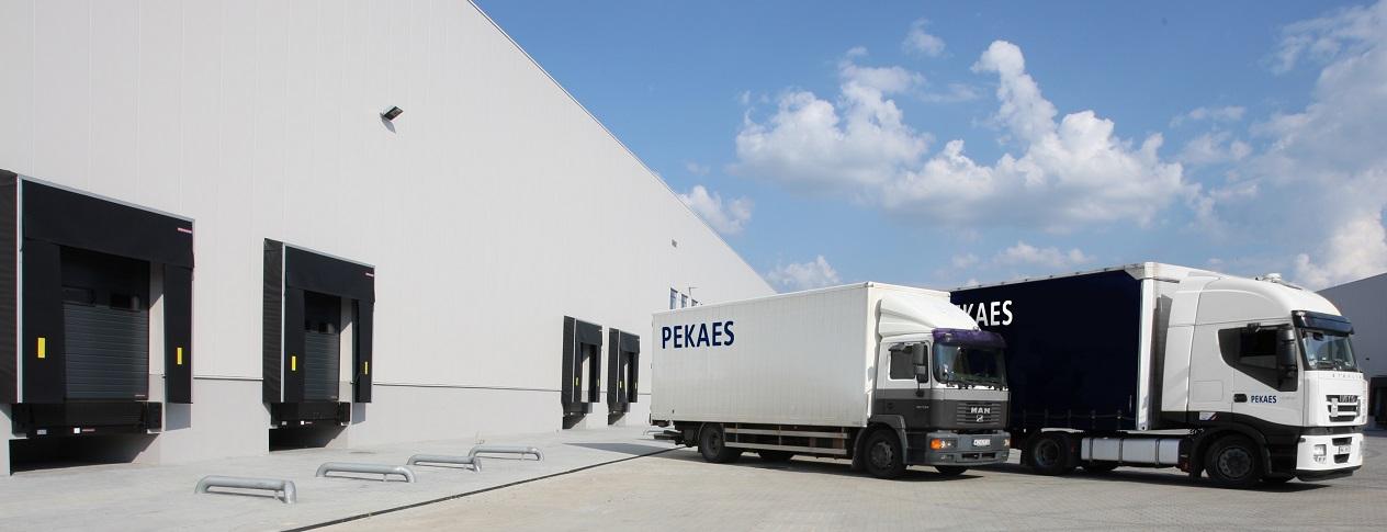 PEKAES_terminal_samochód