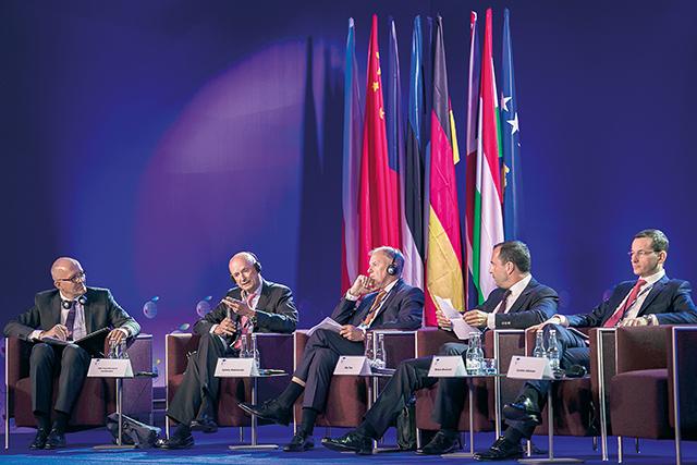 Europa w obliczu wyzwań