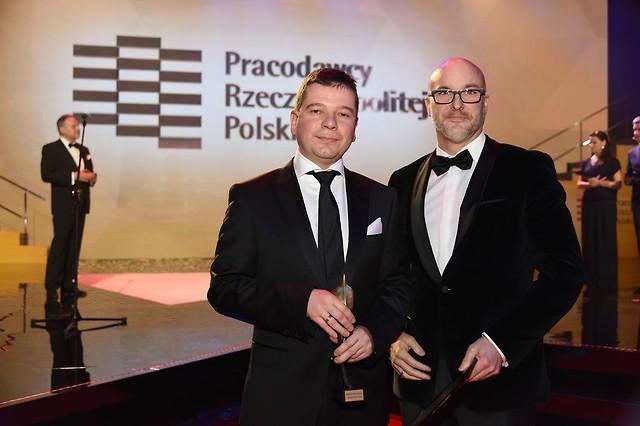 Alfred Watzl,Wojciech Trojanowski, zarząd STRABAG Sp. z o.o.