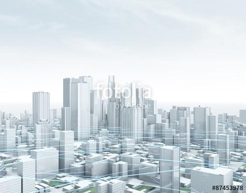 Światłowodowe inteligentne miasta