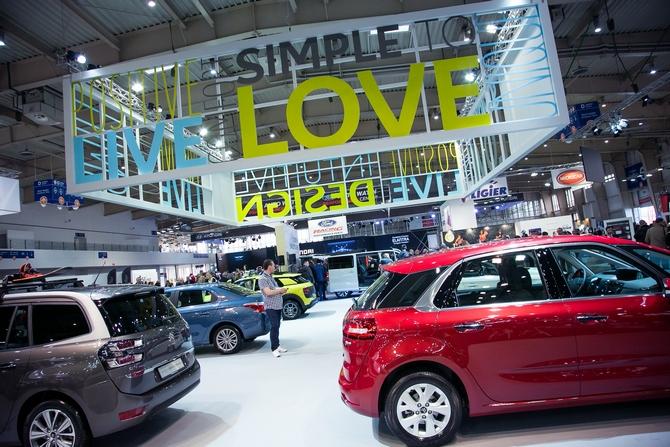 Już 6 kwietnia rozpoczną się Targi Poznań Motor Show