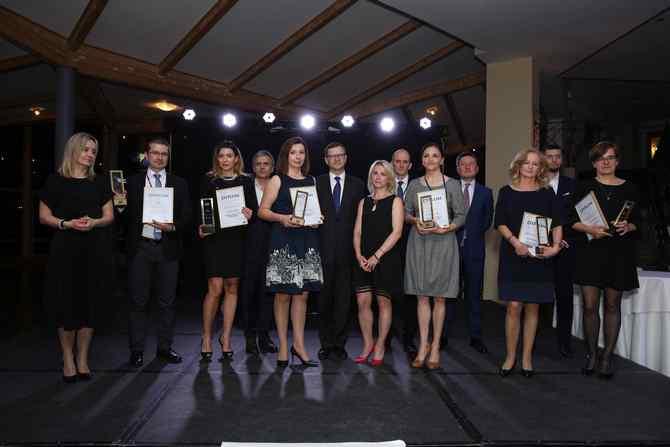 Znani są laureaci Konkursu Złota Strona Emitenta X