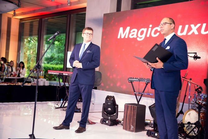 Magia na GPW. Magic Luxury Night za nami