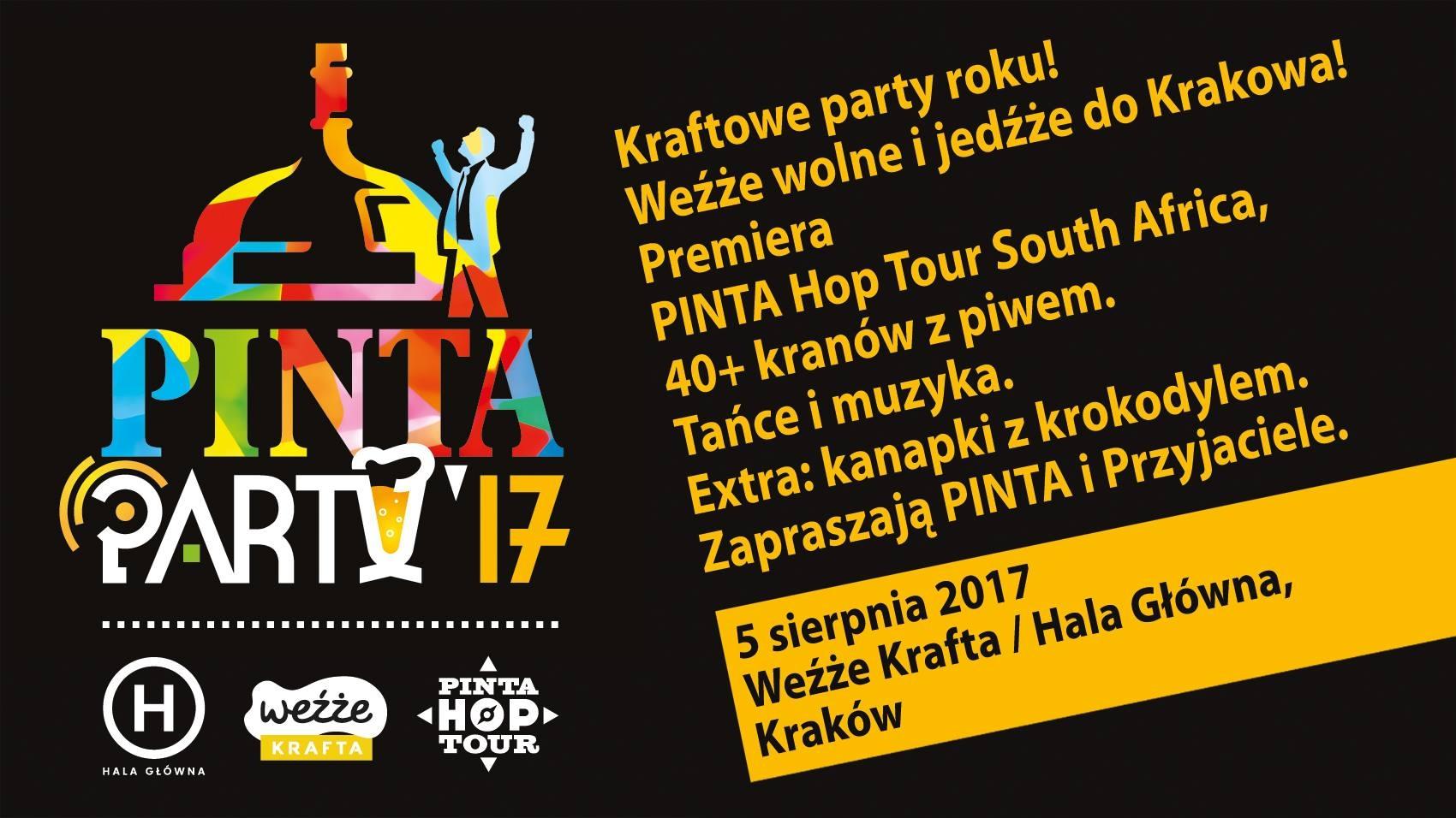 PINTA PARTY '17
