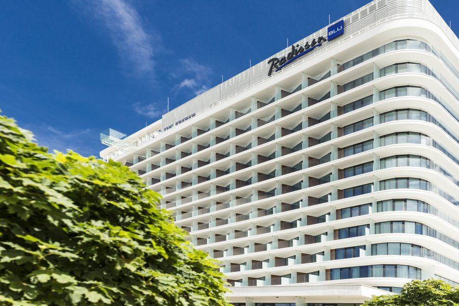 Radisson Blu Resort ***** zostanie otwarty w Świnoujściu