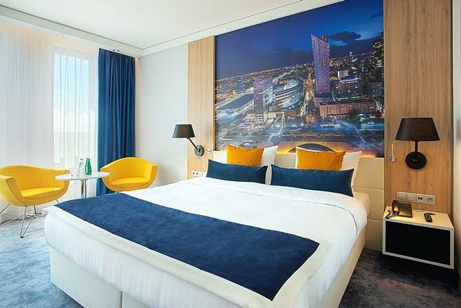 Hotel GOLDEN TULIP WARSAW AIRPORT**** już otwarty!