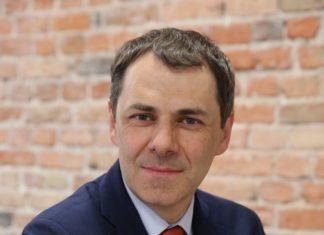 Dr Tomasz Ludwicki, Dyrektor programu Executive MBA@UW, fot. Marcin Kluczek